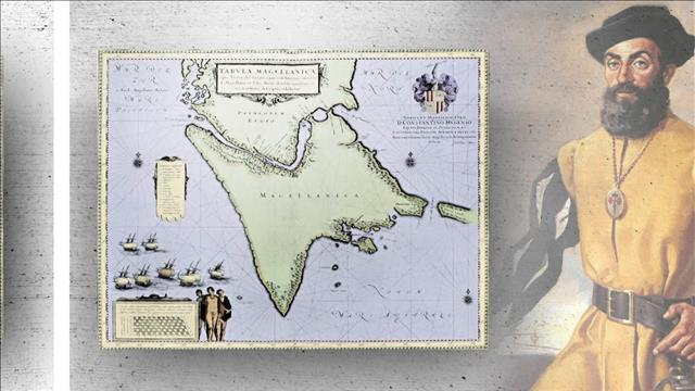 Aide-mémoire: Magellan, 500 ans