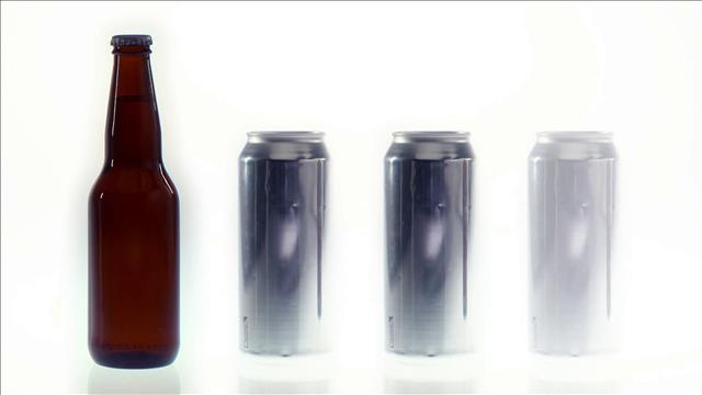Bière : canette d'aluminium ou bouteille de verre ?
