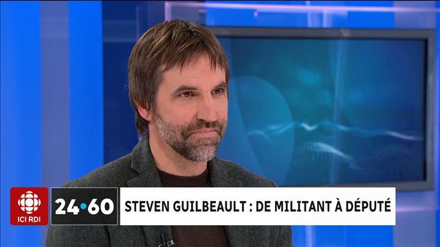 Steven Guilbeault : de militant à député