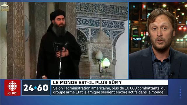 Mort d'Al-Baghdadi : le monde est-il plus sûr ?