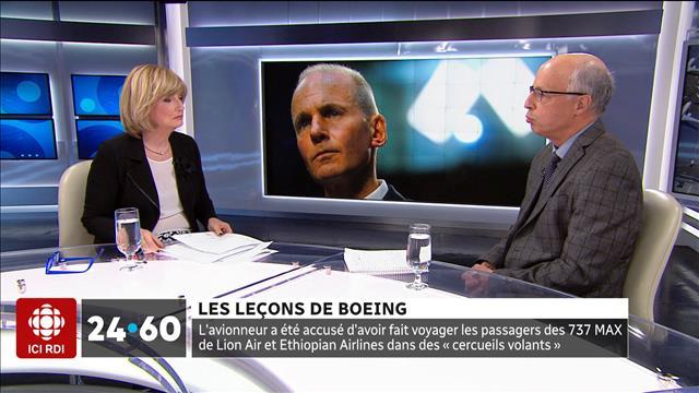 Les leçons de Boeing