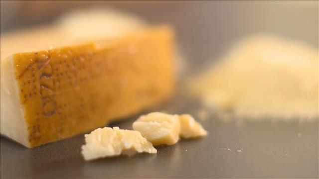 Tout sur le parmesan