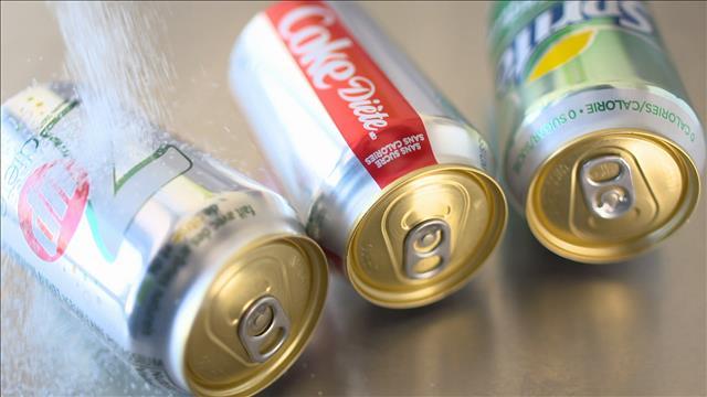 Les boissons gazeuses diètes sous la loupe