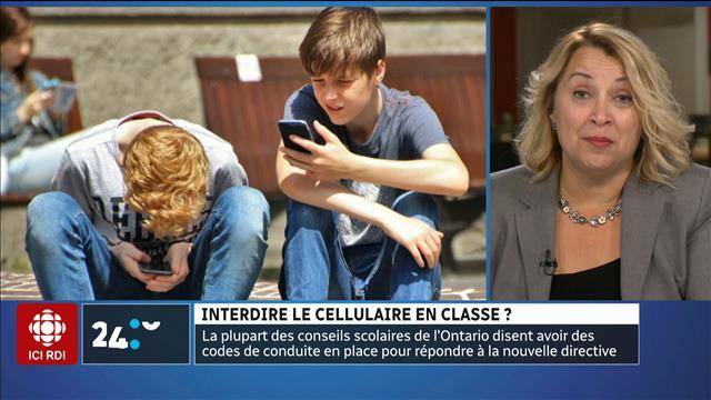 Interdire le cellulaire en classe ?