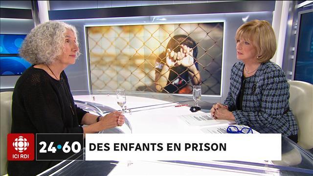 Des enfants en prison