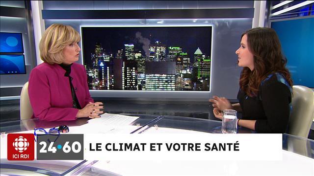 Le climat et votre santé