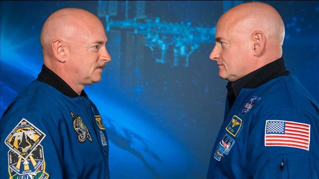 Chronique : Jumeaux astronautes