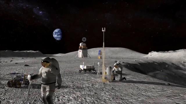 Chronique : À la conquête de la lune