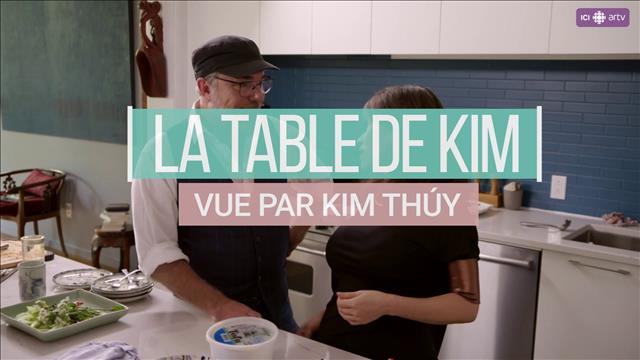 Aperçu La table de Kim