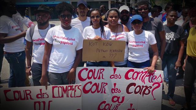 Peyi Lòk / Haiti sous influence