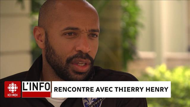 Rencontre avec Thierry Henry