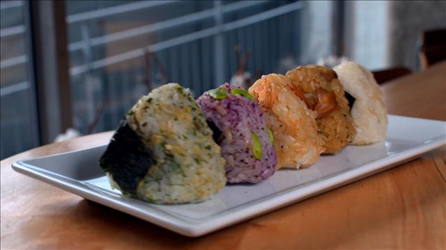 À la découverte des onigiris