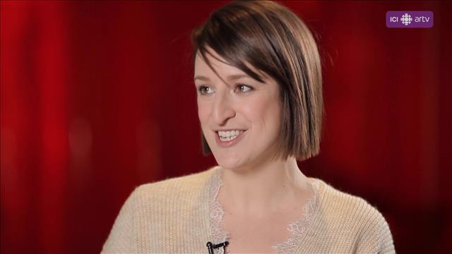 Visionner Le questionnaire de Jean-Sébastien : Anne-Élisabeth Bossé