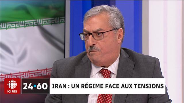 Iran : un régime face aux tensions