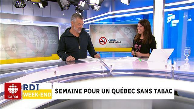 Semaine Pour Un Quebec Sans Tabac Videos Ici Radio Canada Ca