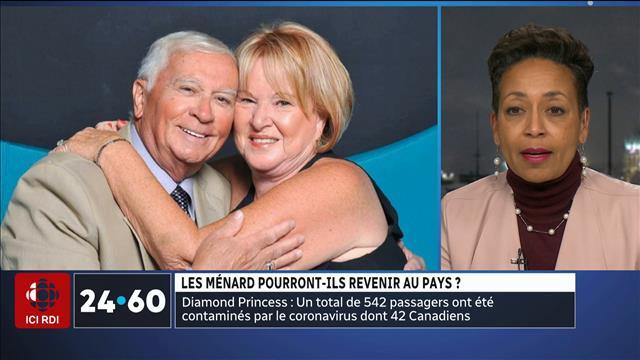 Le couple Ménard pourra-t-il revenir au pays ?