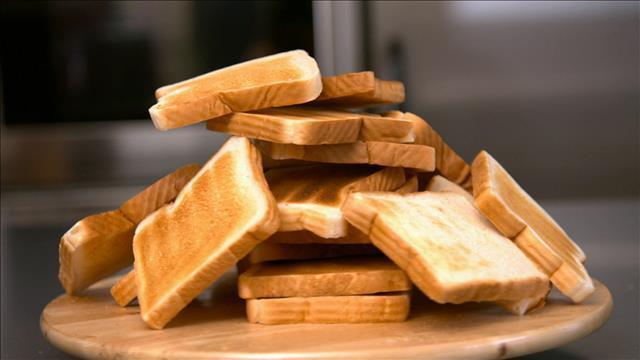 Un banc d'essai de grille-pains