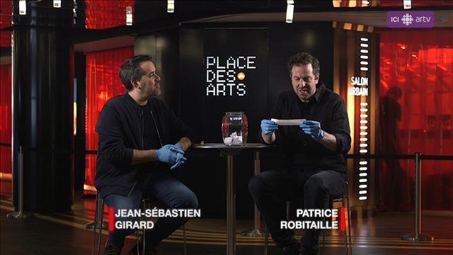Visionner Le questionnaire de Jean-Sébastien - Patrice Robitaille