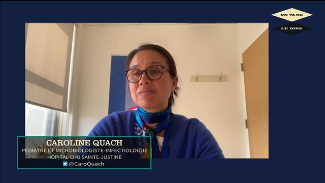 Dre Caroline Quach répond à toutes vos questions