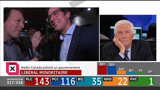 Gilles Duceppe voit la victoire de son fils