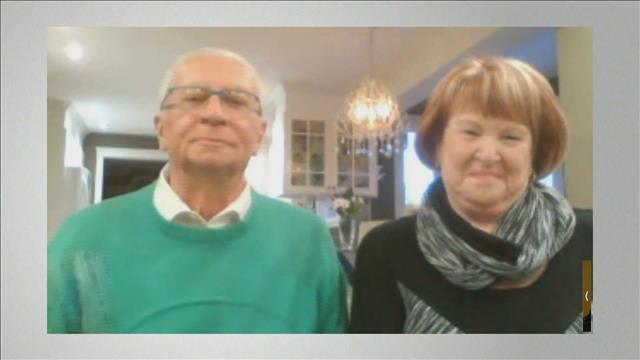 Entrevue avec Diane et Bernard Ménard