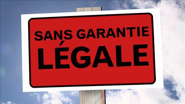 LA FACTURE, 760 Vendre sa maison sans garantie légale