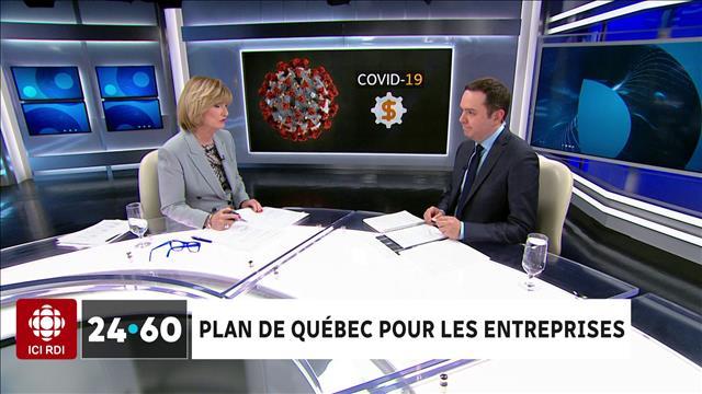 Le plan de Québec pour les entreprises