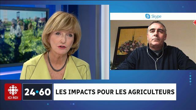Covid-19 : les impacts pour les agriculteurs
