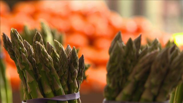 Des légumes locaux à découvrir