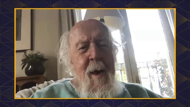 Un Café Avec Nos Aînés! L'astrophysicien Hubert Reeves explique le PFH