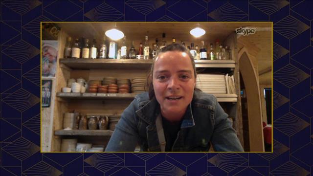 La cheffe Colombe St-Pierre parle de l'avenir de la restauration