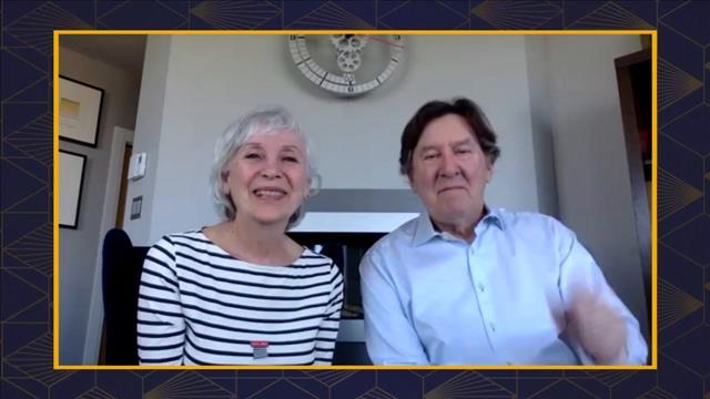Un café avec Louise Turcot et Gilles Renaud