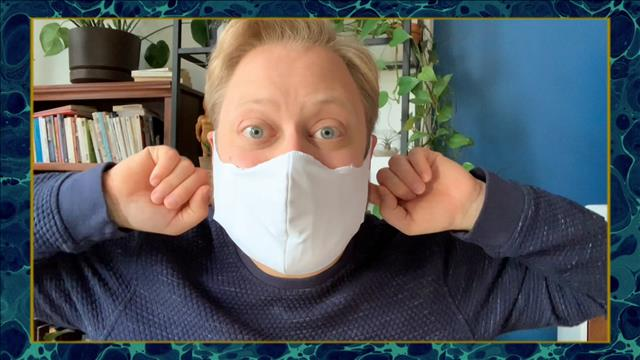 Porter un masque, selon Guillaume Lambert