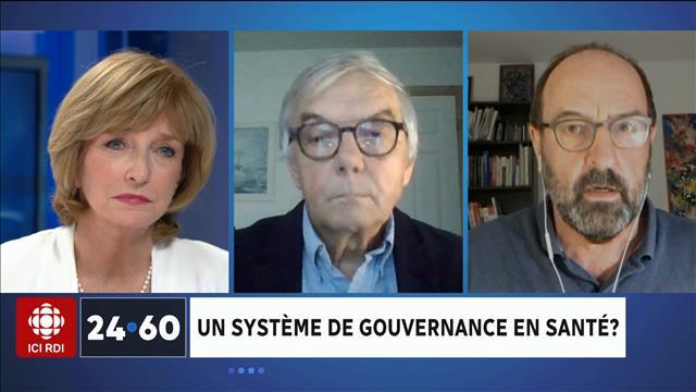 Un système de gouvernance en santé?