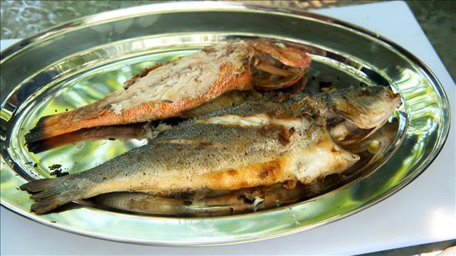 L'art de cuisiner les poissons entiers