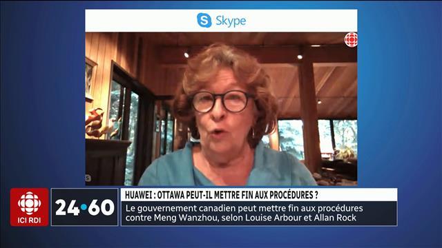 Huawei : Ottawa peut-il mettre fin aux procédures ?