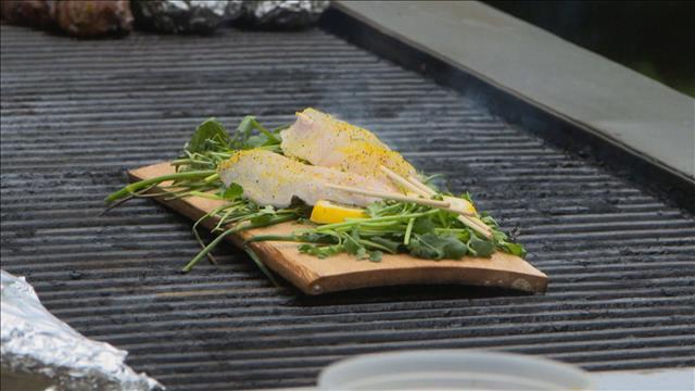 Des brochettes originales pour les barbecues d'été