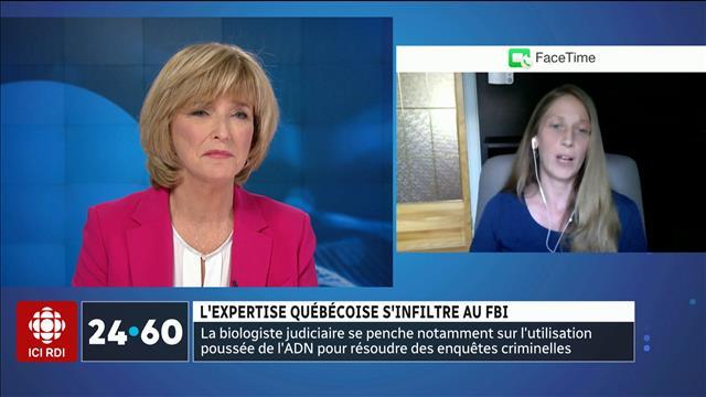 L'expertise québécoise s'infiltre au FBI