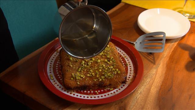 Un voyage culinaire en Jordanie