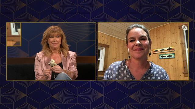 Annie Brocoli et Chantal Lacroix fêtent leur amitié