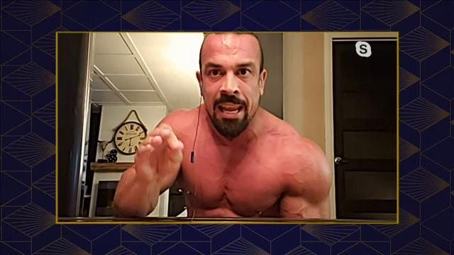 Le bon méchant de la lutte Marko Estrada