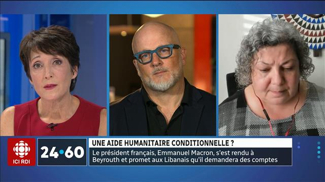 Liban : une aide humanitaire conditionnelle ?