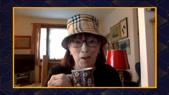 Le temps d'un café avec mon aînée – Monique Miller