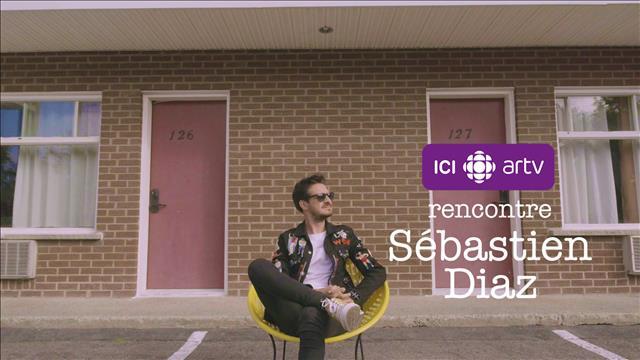 Visionner ICI ARTV rencontre Sébastien Diaz