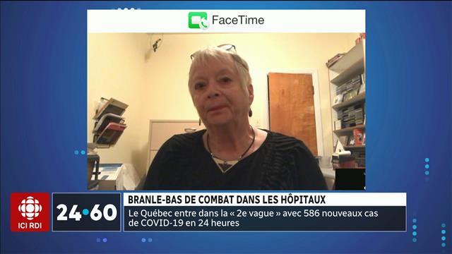Branle-bas de combat dans les hôpitaux