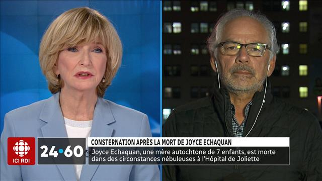 Consternation après la mort de Joyce Echaquan