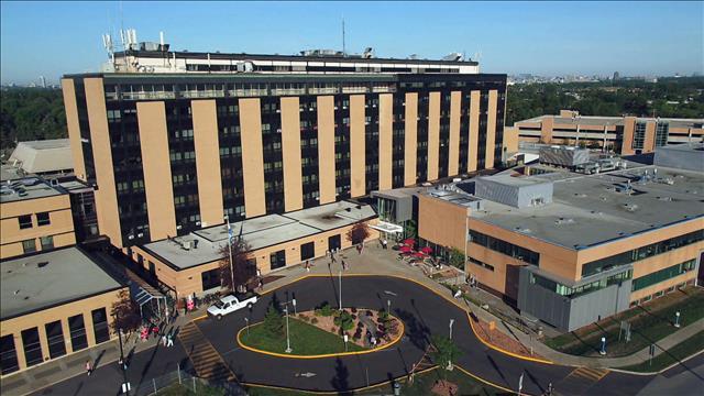 Hôpital Charles-Lemoyne: la transformation