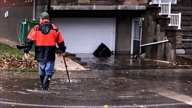 Des citoyens inondés à répétition