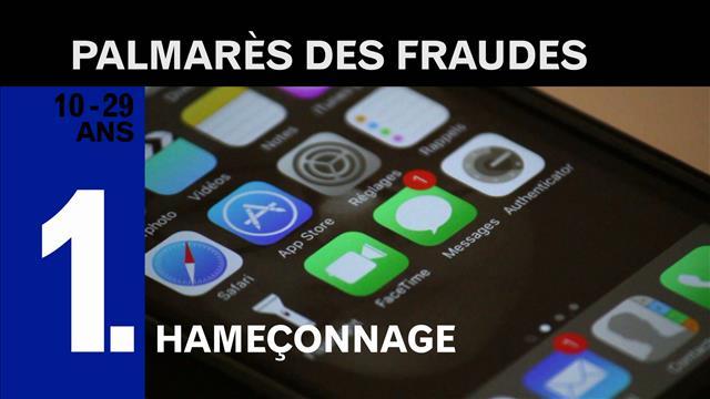 Palmarès des fraudes