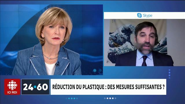 Ottawa adopte de nouvelles mesures pour bannir le plastique à usage unique